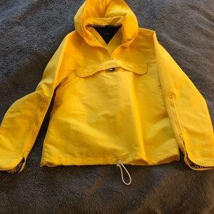 Tommy Girl Womens Pullover Hooded Windbreaker